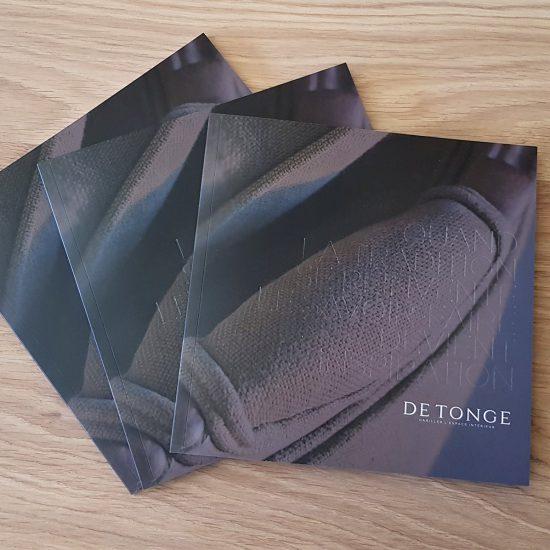 Plaquette DE TONGE