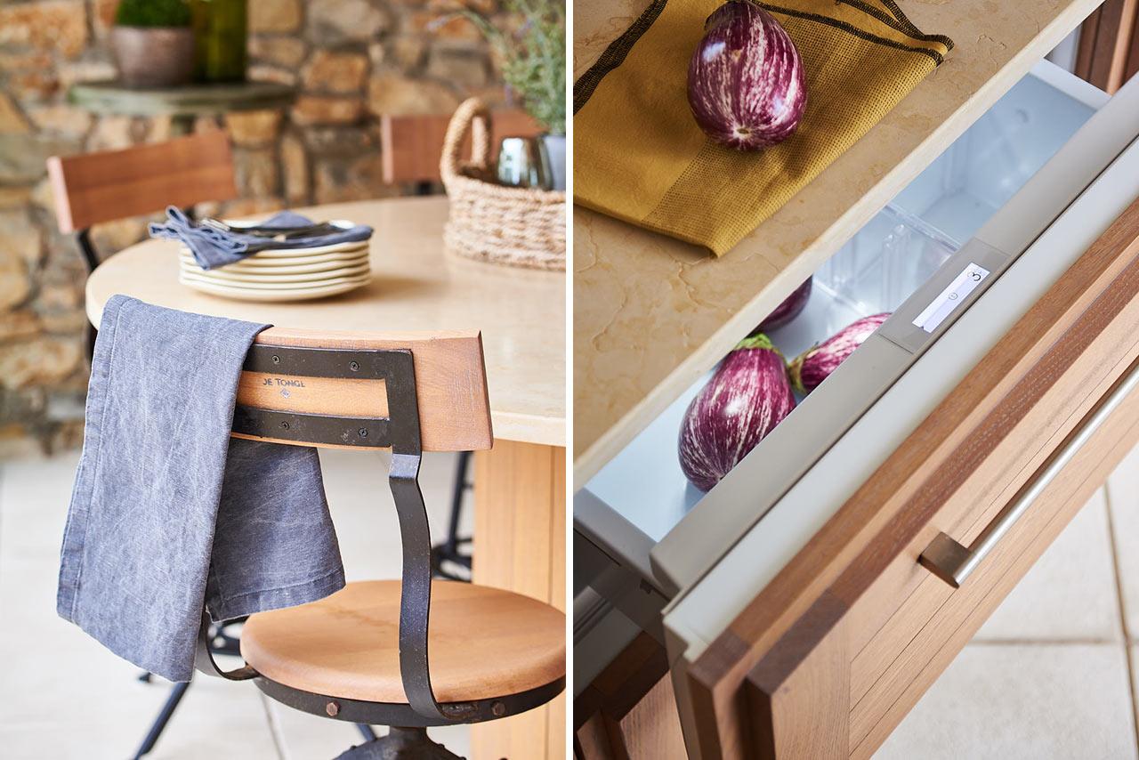 cuisine de tonge. Black Bedroom Furniture Sets. Home Design Ideas