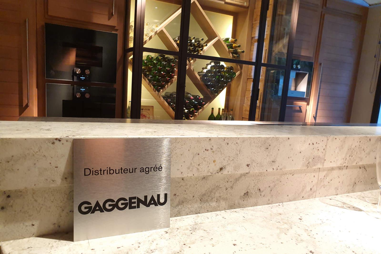 Revendeur GAGGENAU